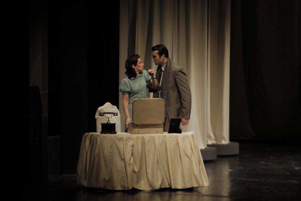 Branislava Podrumac as Vida in Little Secrets (Male tajne ) by Goran Marković
