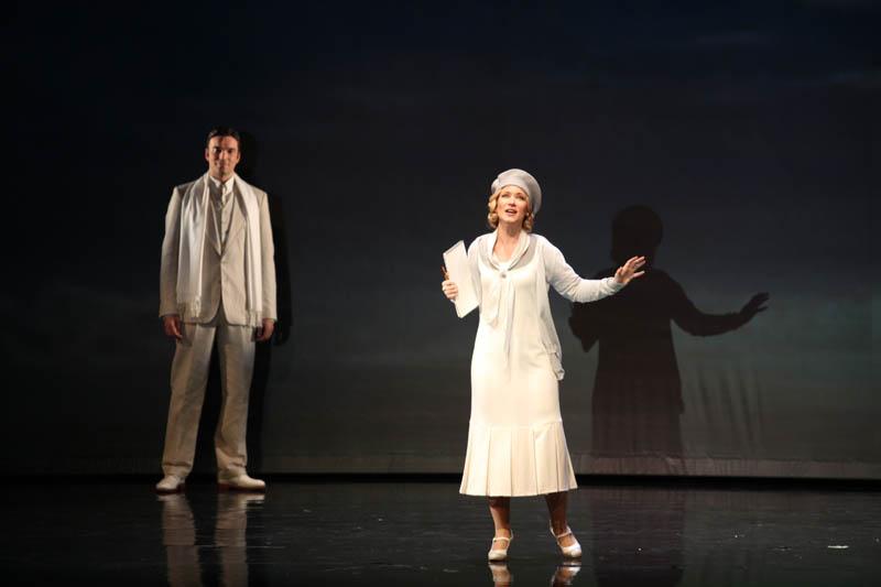 Branislava Podrumac as I in Rebecca The Musical