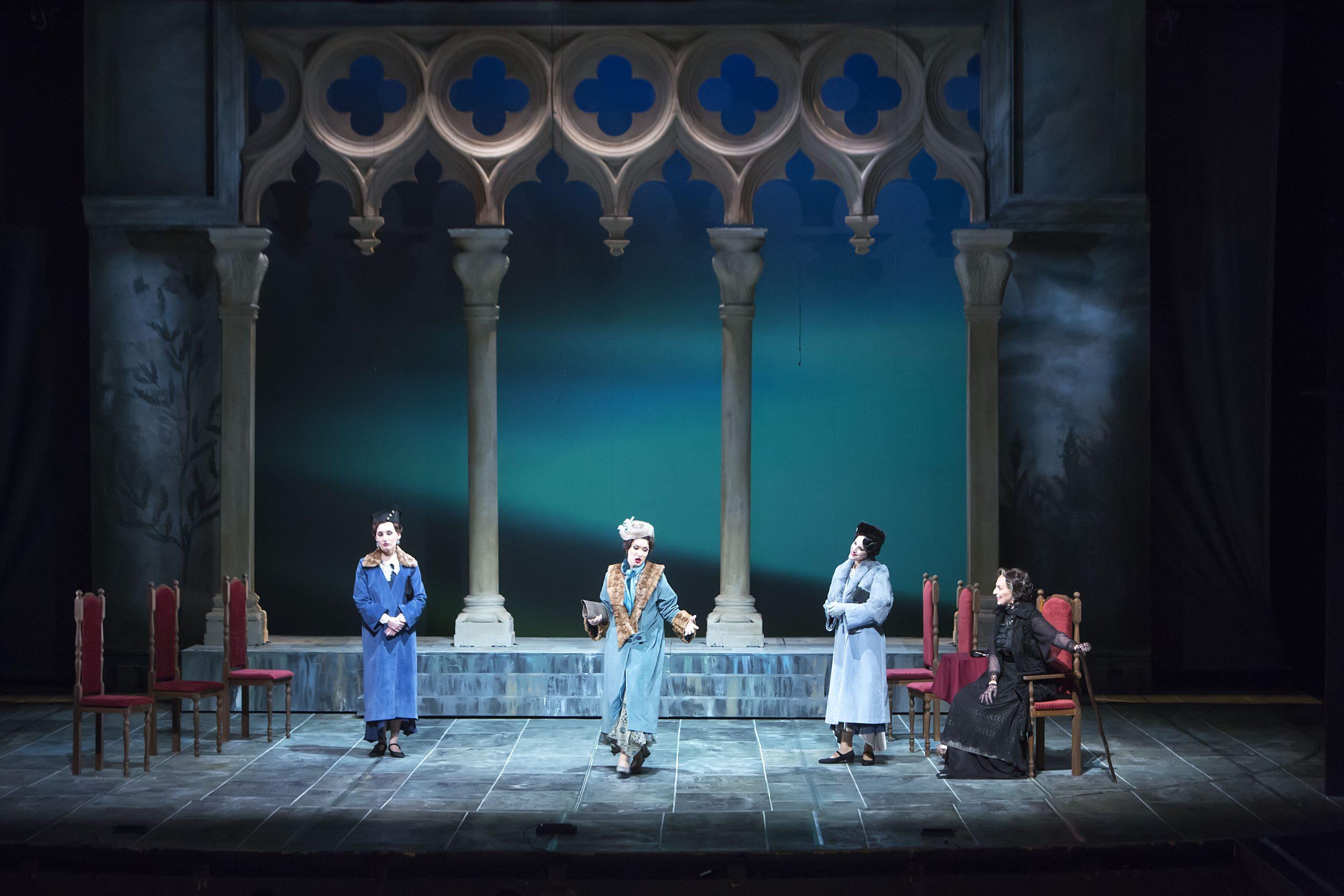 Branislava Podrumac as Ore in  The Dusk (Suton) by Stevan Hristic